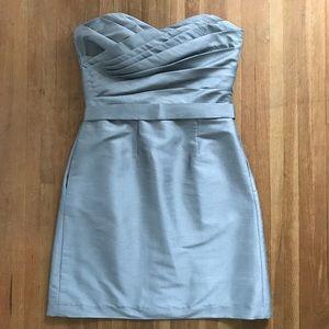 Alfred Sung Bridesmaid Dress, Color: Quarry